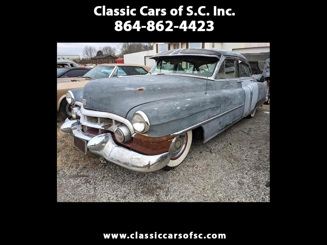 Cadillac Series 62  1951