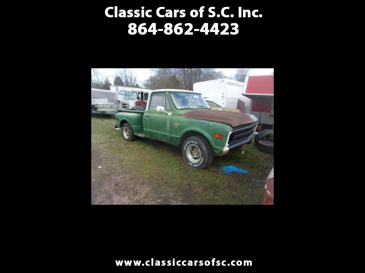 Chevrolet Trucks C10  1968