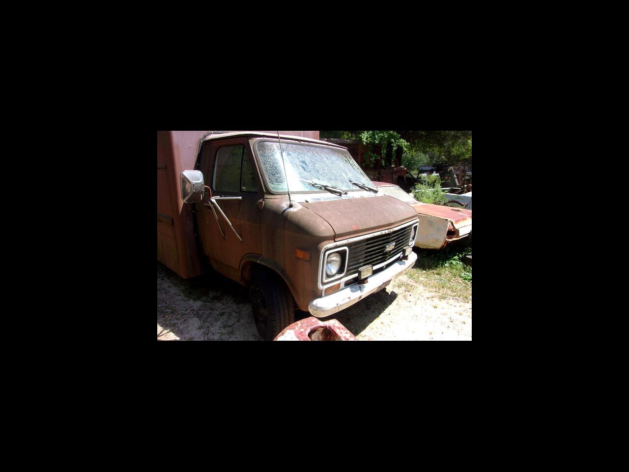 Chevrolet Van  1977