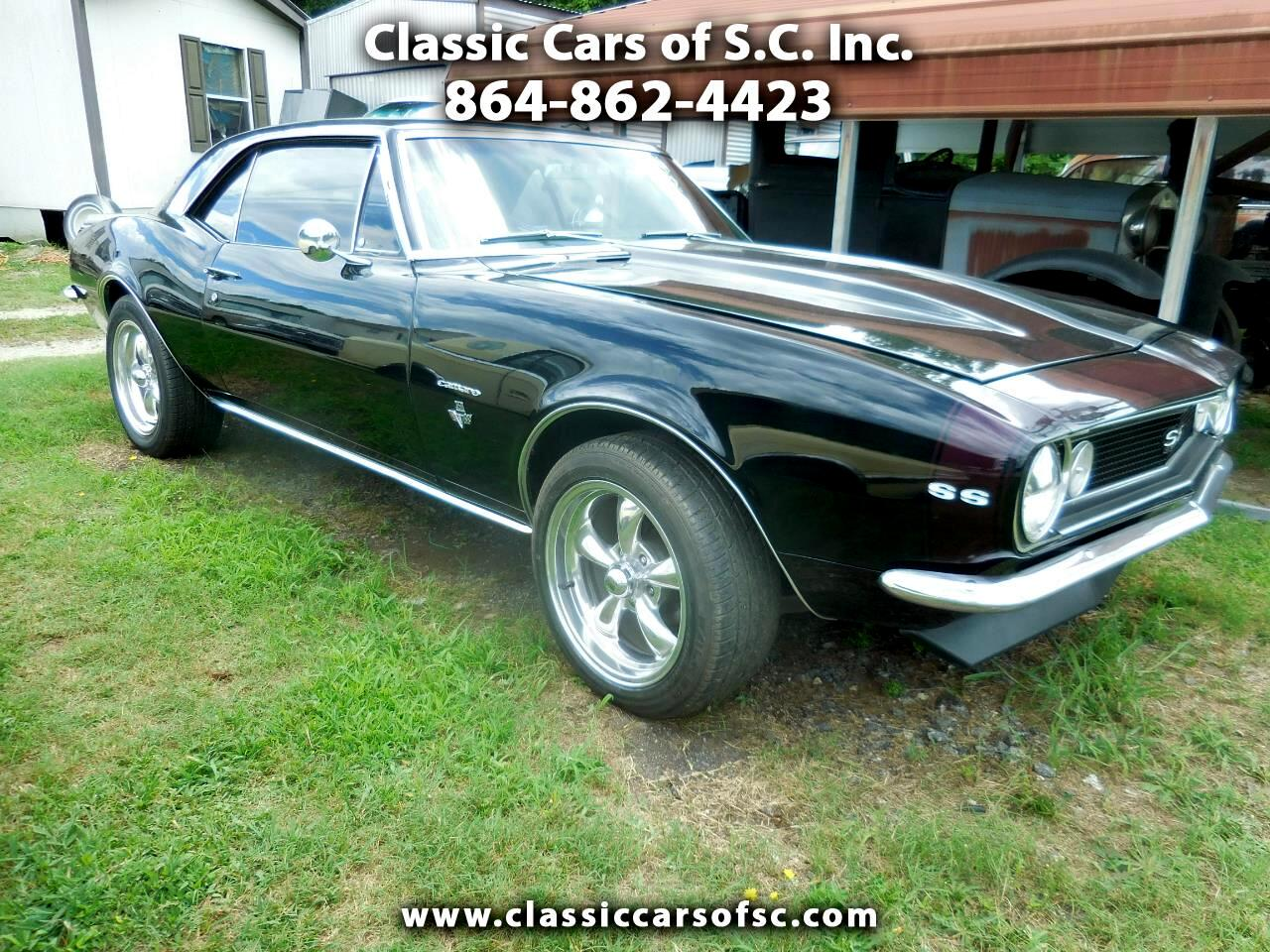 Chevrolet Camaro Coupe 1967