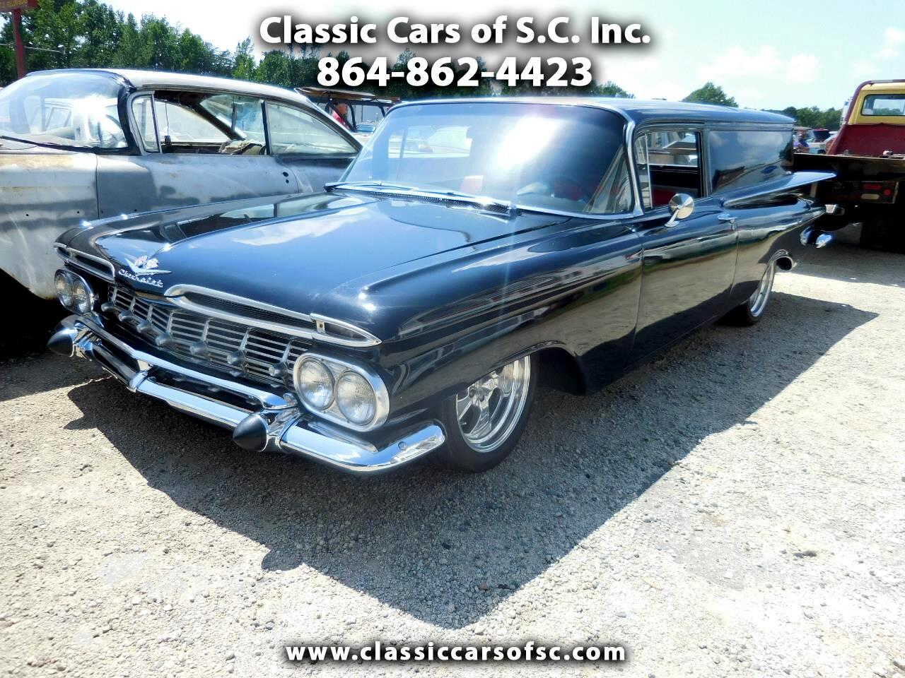 Chevrolet Sedan Delivery  1959