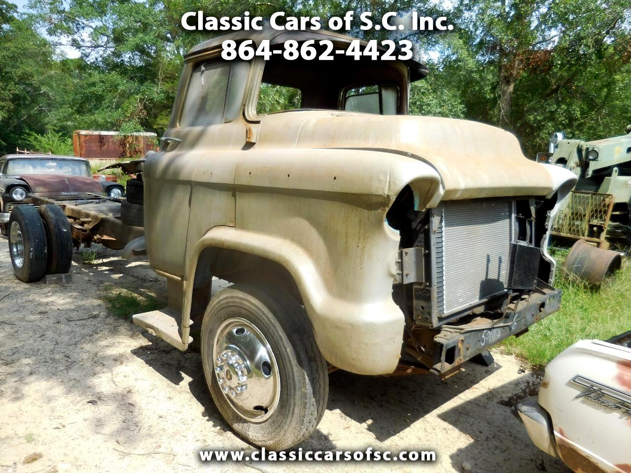 Chevrolet 6400 Series   1957