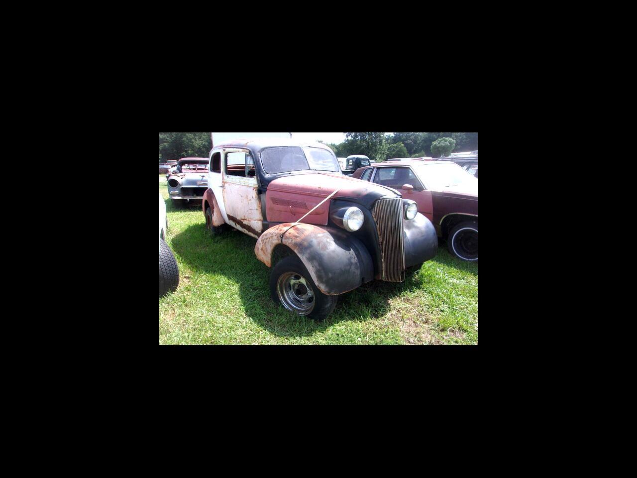 Chevrolet Sedan  1937