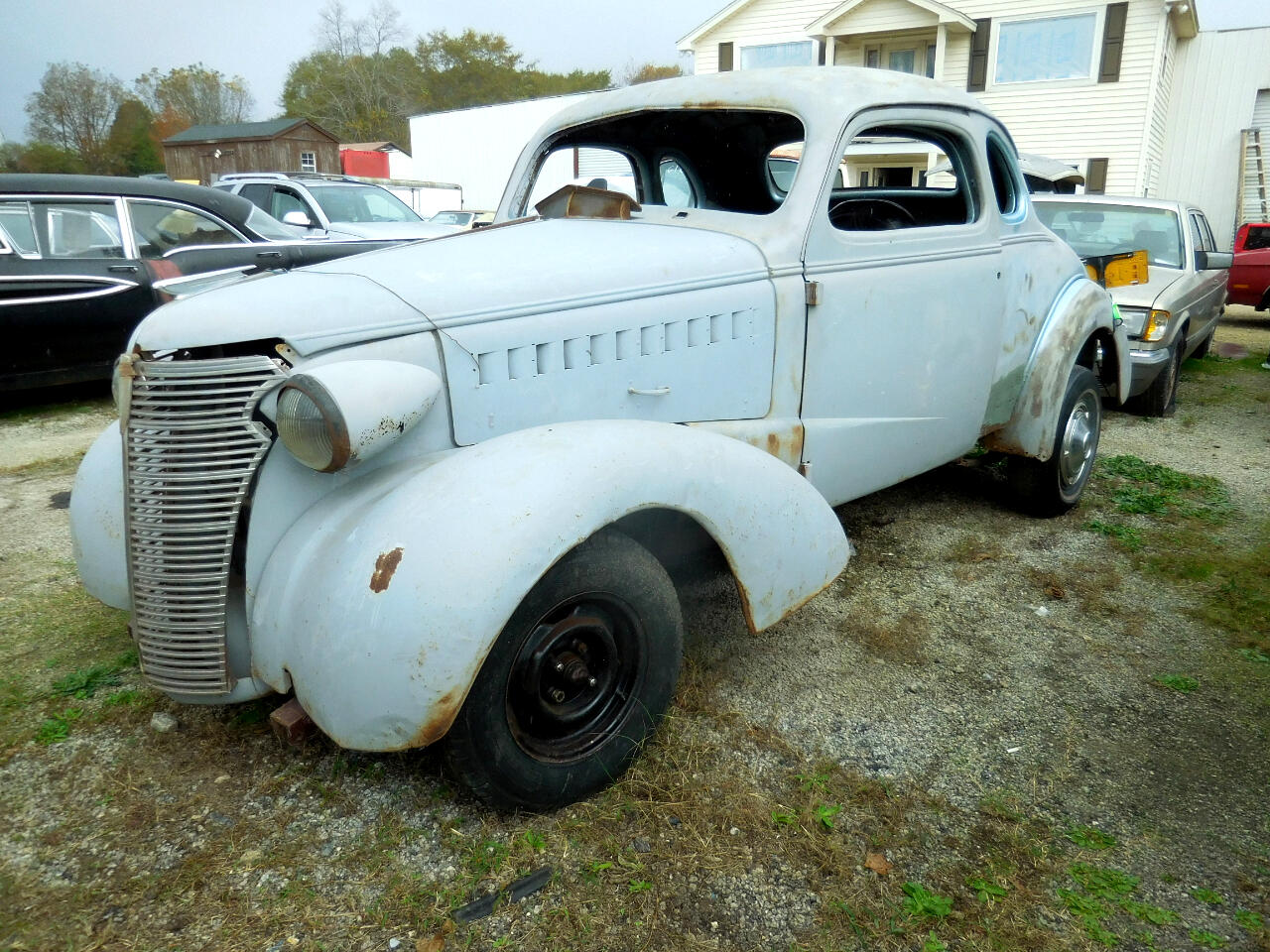 Chevrolet Coupe  1938