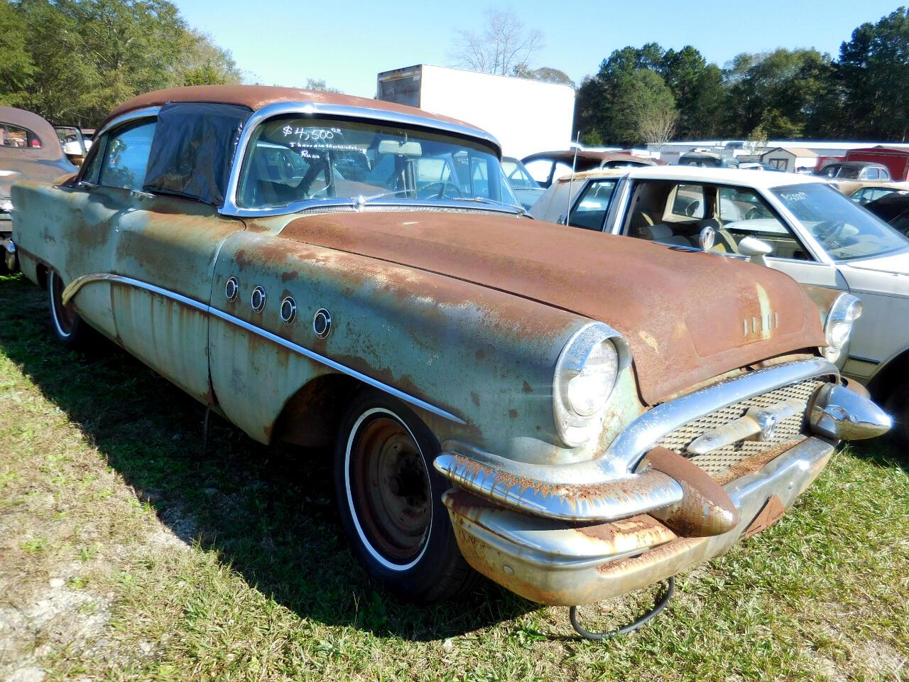 Buick Super 8  1955