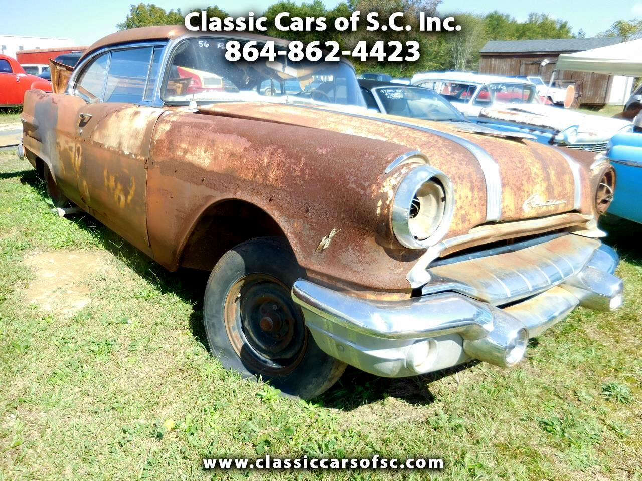 Pontiac Chieftan  1956