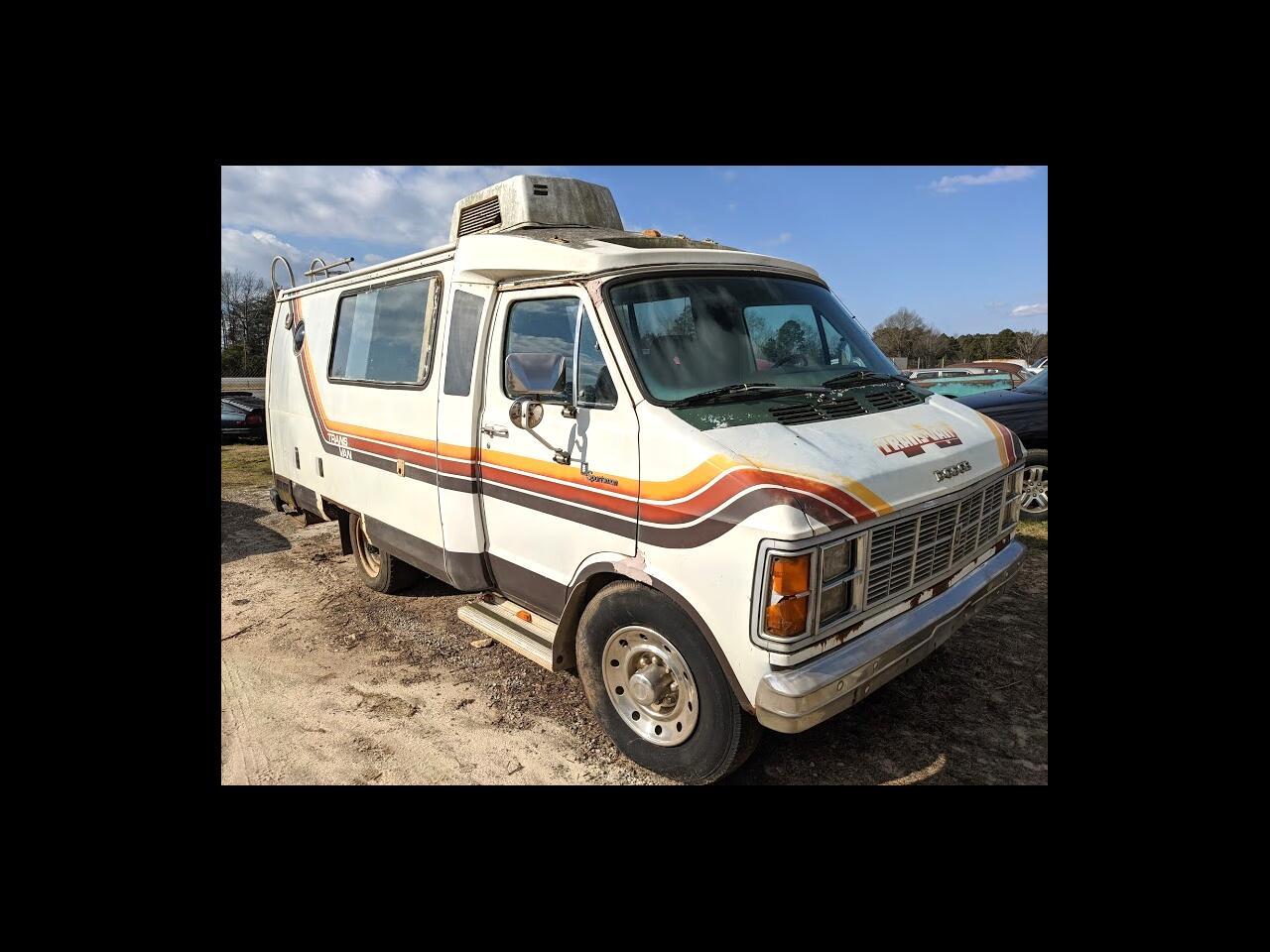 Dodge Vans  1979