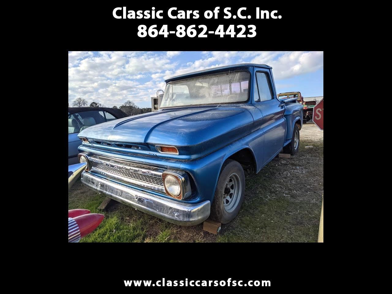 Chevrolet C/K 10 Regular Cab 2WD 1964