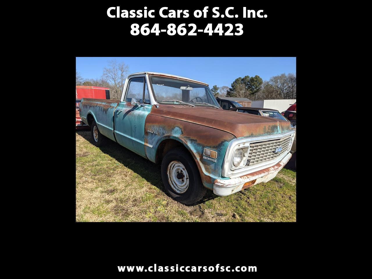Chevrolet C/K 10 Series  1971