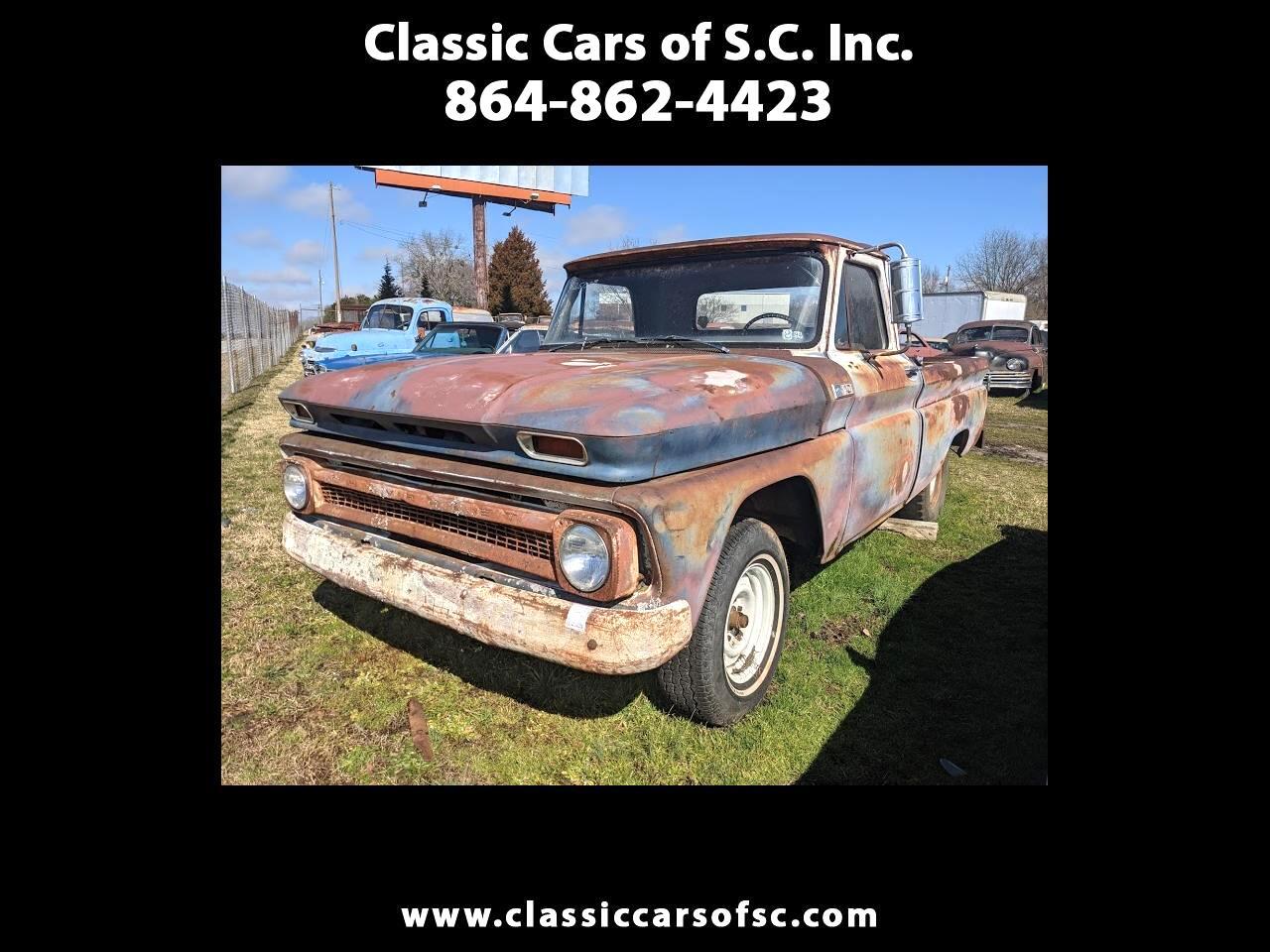 Chevrolet C/K 10 Series  1965