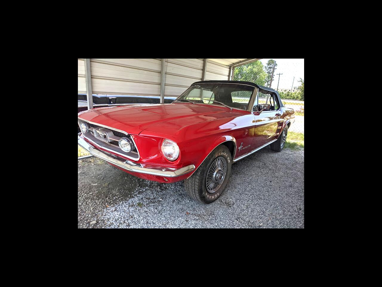 Ford Mustang 2dr Conv 1967