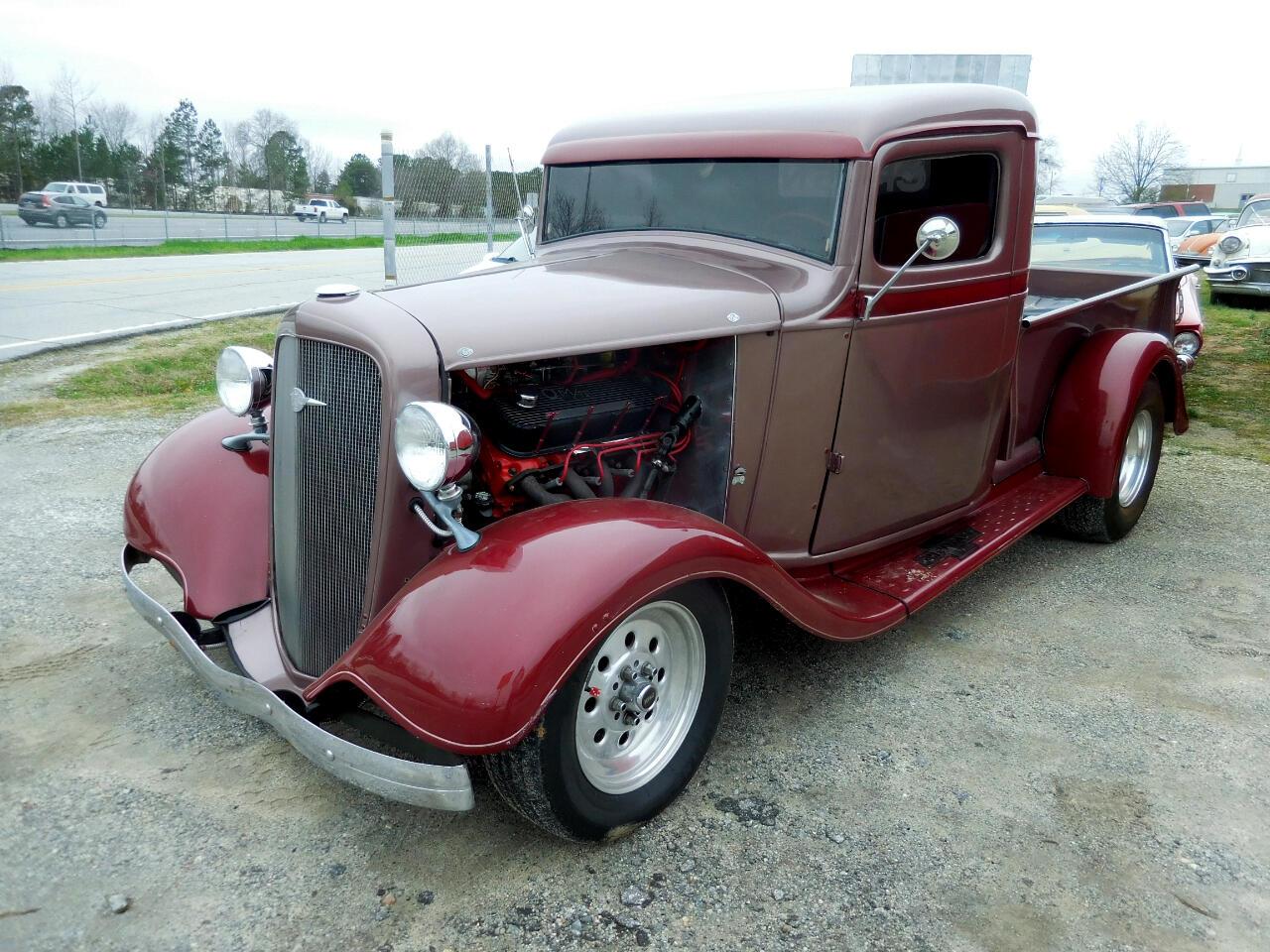 Chevrolet 100  1935