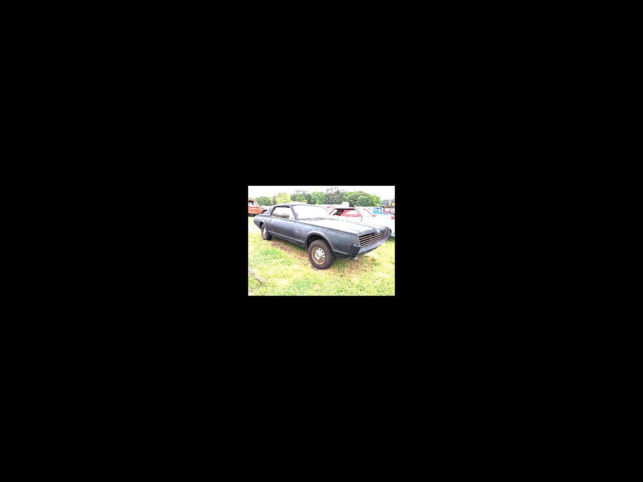 Mercury Cougar Coupe 1967