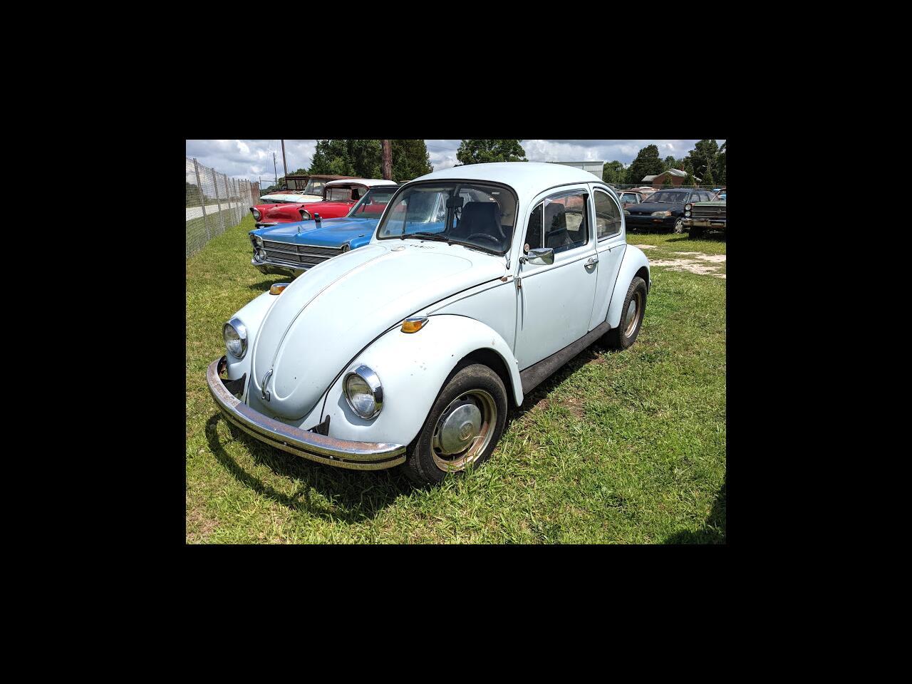 Volkswagen Beetle  1969