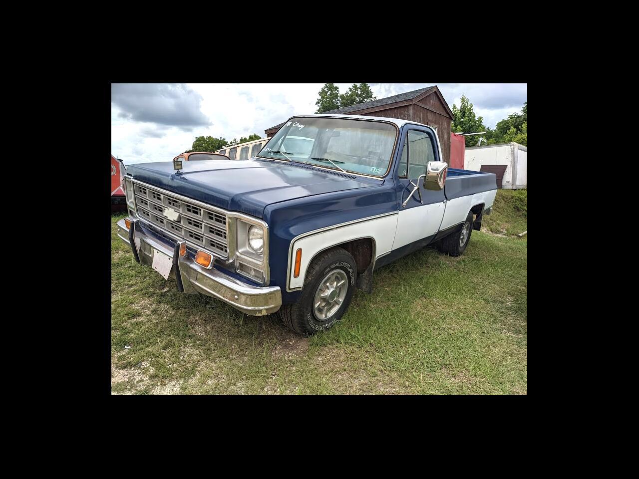 Chevrolet Cheyenne  1978