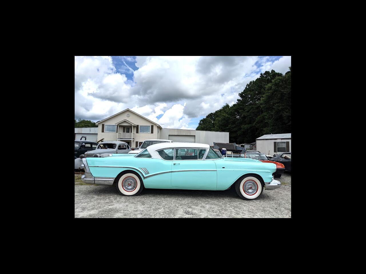Buick Super 8  1957