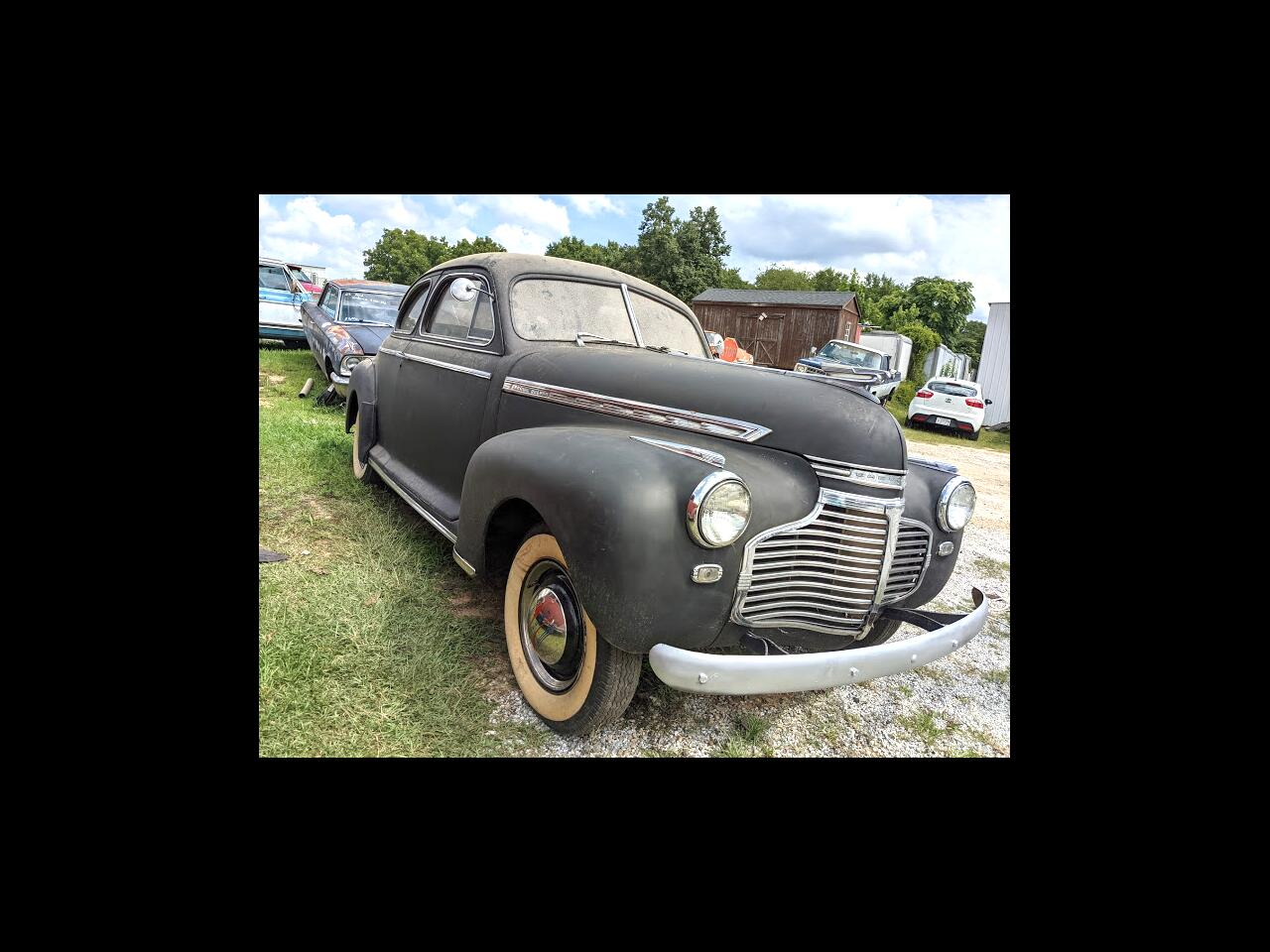 Chevrolet Special Deluxe  1941