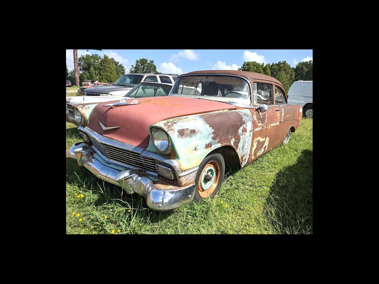 Chevrolet 210  1956