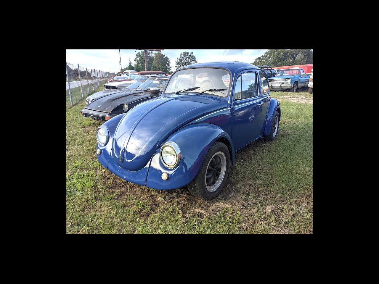 Volkswagen Beetle Coupe  1974