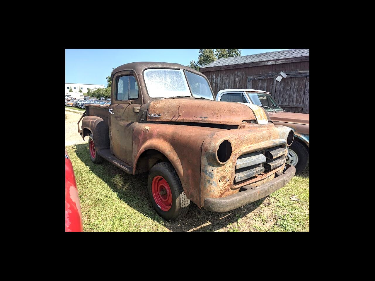 Dodge 5 window  1952
