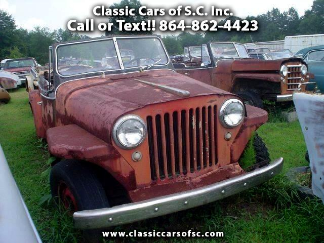 Willys Jeep  1949