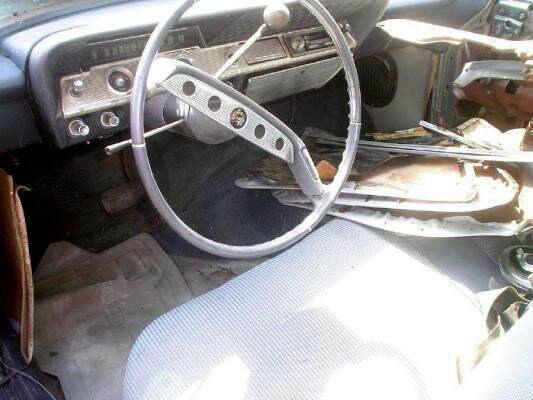 1961 Chevrolet Impala 4-Door