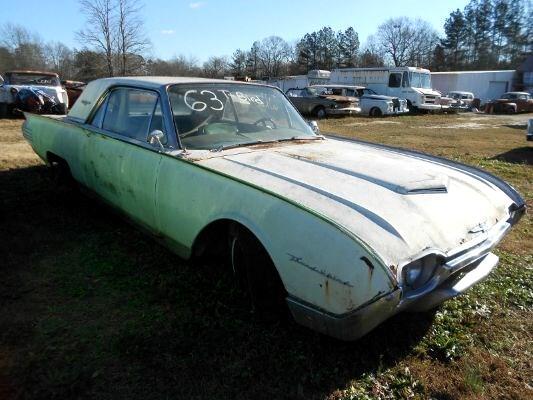 1961 Ford Thunderbird 2-Door Hardtop