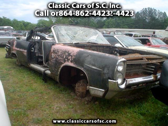 1964 Pontiac Bonneville Convertible