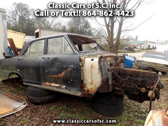 Chevrolet Nova Sedan 1965
