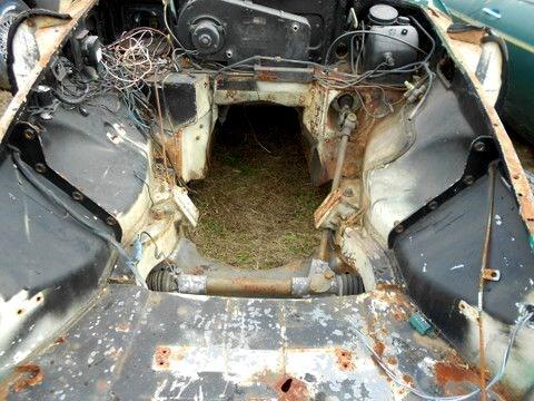 1968 MGB Roadster Roadster