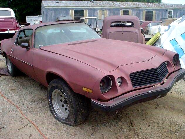 1977 Chevrolet Camaro Coupe