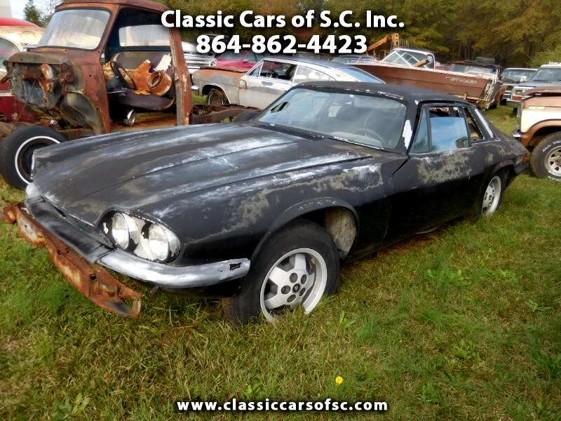 1978 Jaguar XJ-Series XJS