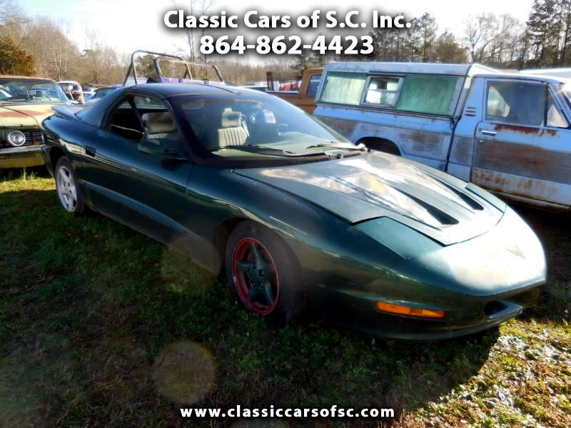 1996 Pontiac Firebird Coupe