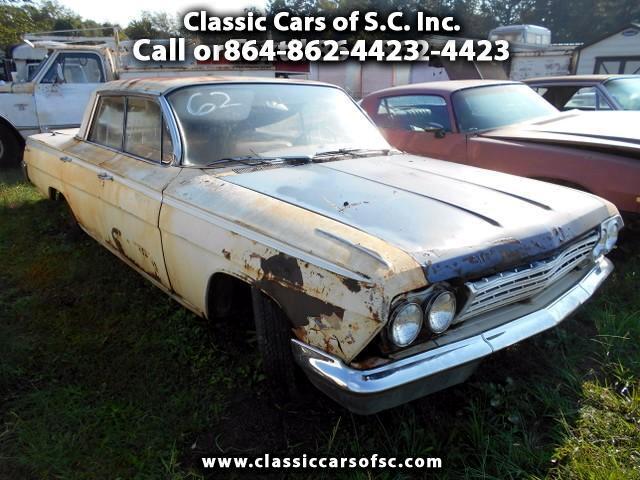 1962 Chevrolet Impala 4-Door SportSedan