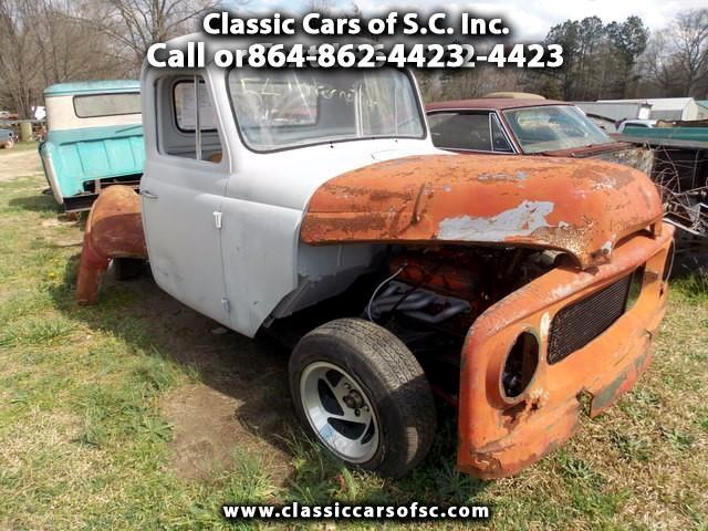 1954 International F-1954 Pickup Truck
