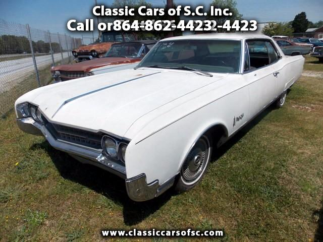 1966 Oldsmobile Ninety Eight Coupe