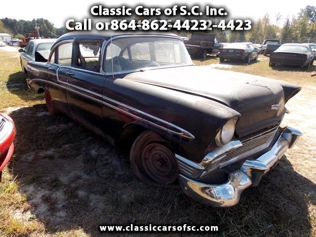 1956 Chevrolet Bel Air 4-Door