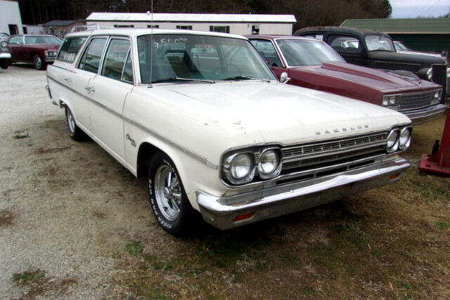 1966 AMC Rambler Classic 770 Cross Country Wagon