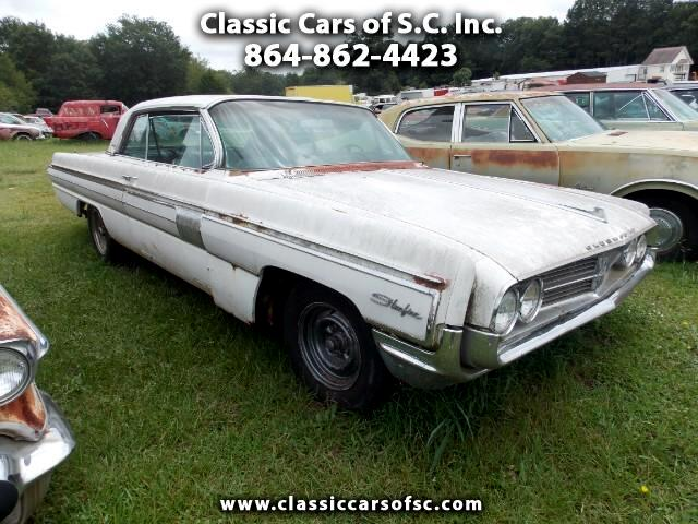 1962 Oldsmobile Starfire 2-Door