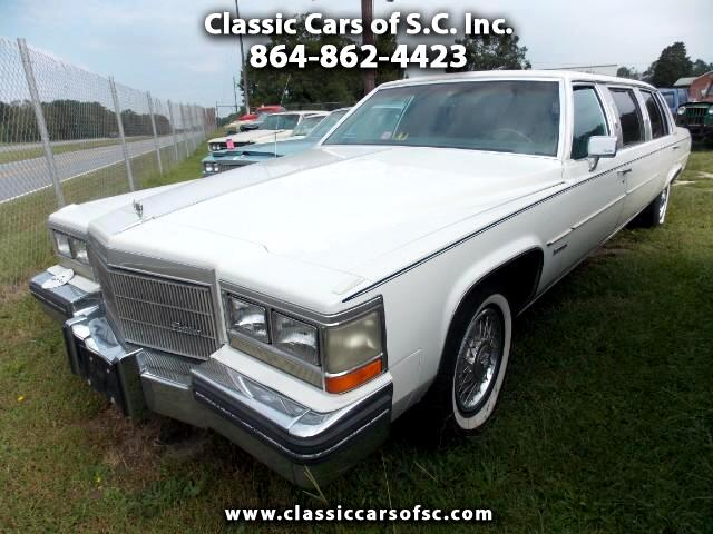 Cadillac Limousine  1983