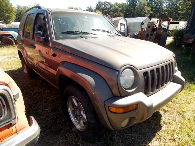 Jeep Liberty 4dr Limited 2002