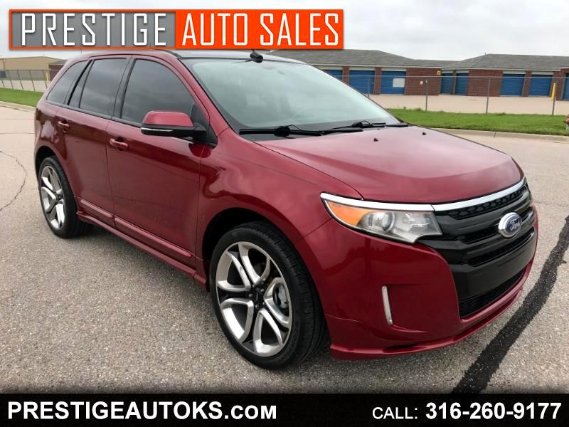 2013 Ford Edge Sport FWD