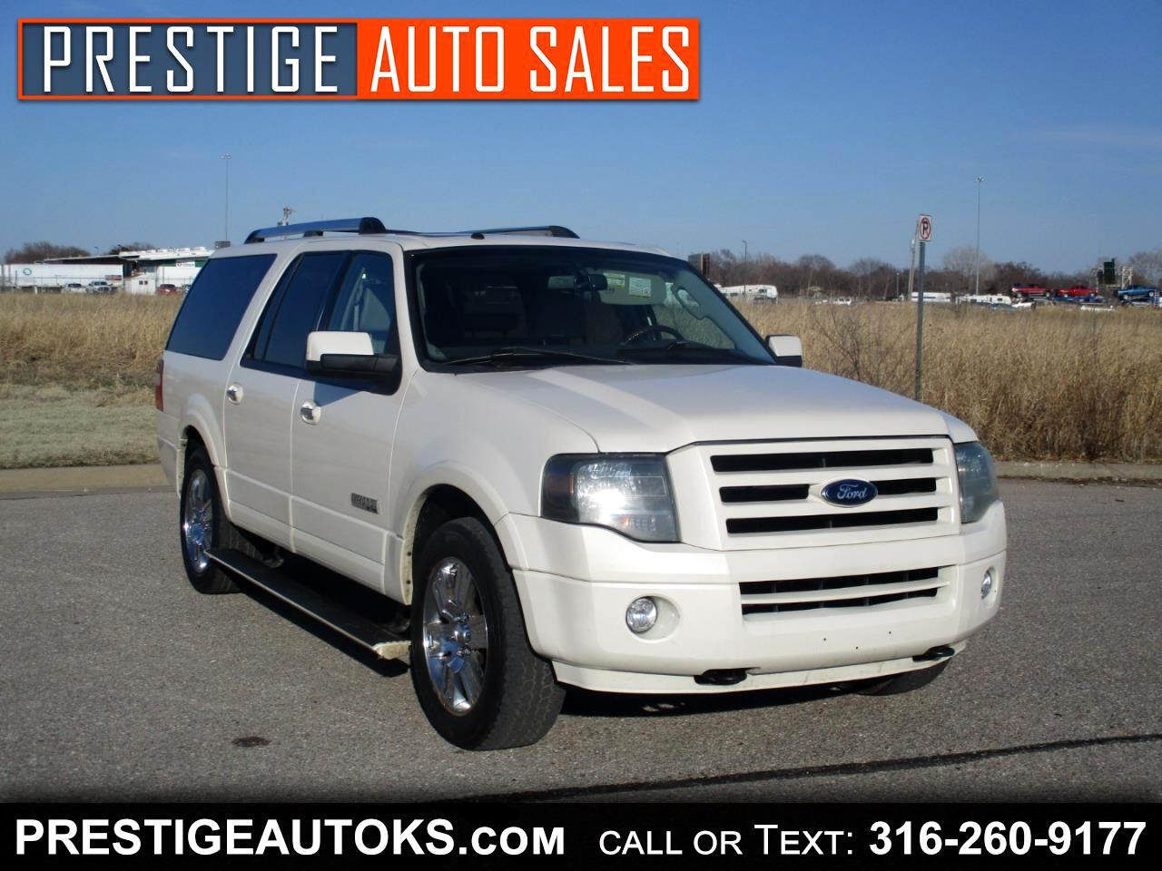 Ford Expedition EL Limited 4WD 2008