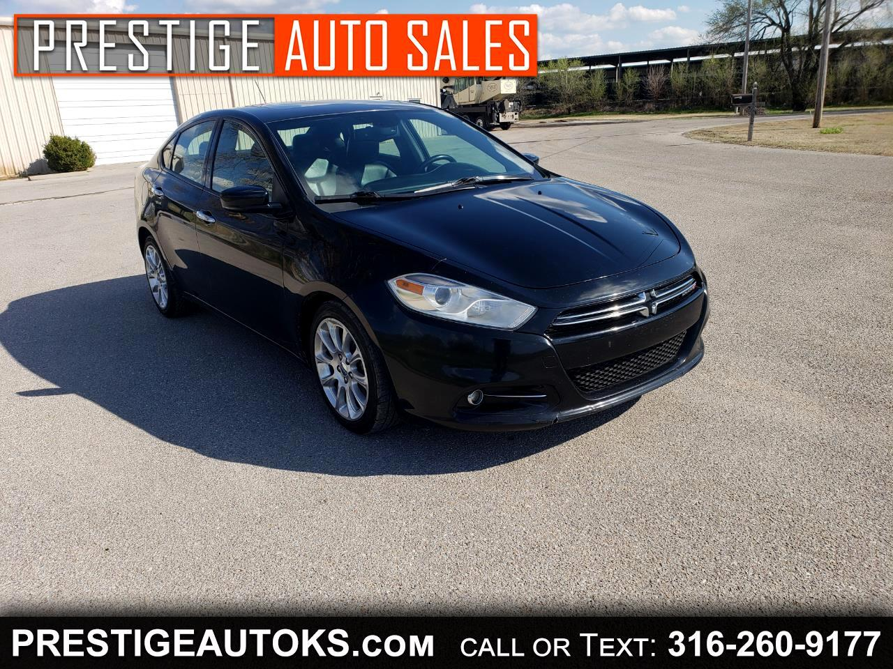 Dodge Dart LIMITED 2013