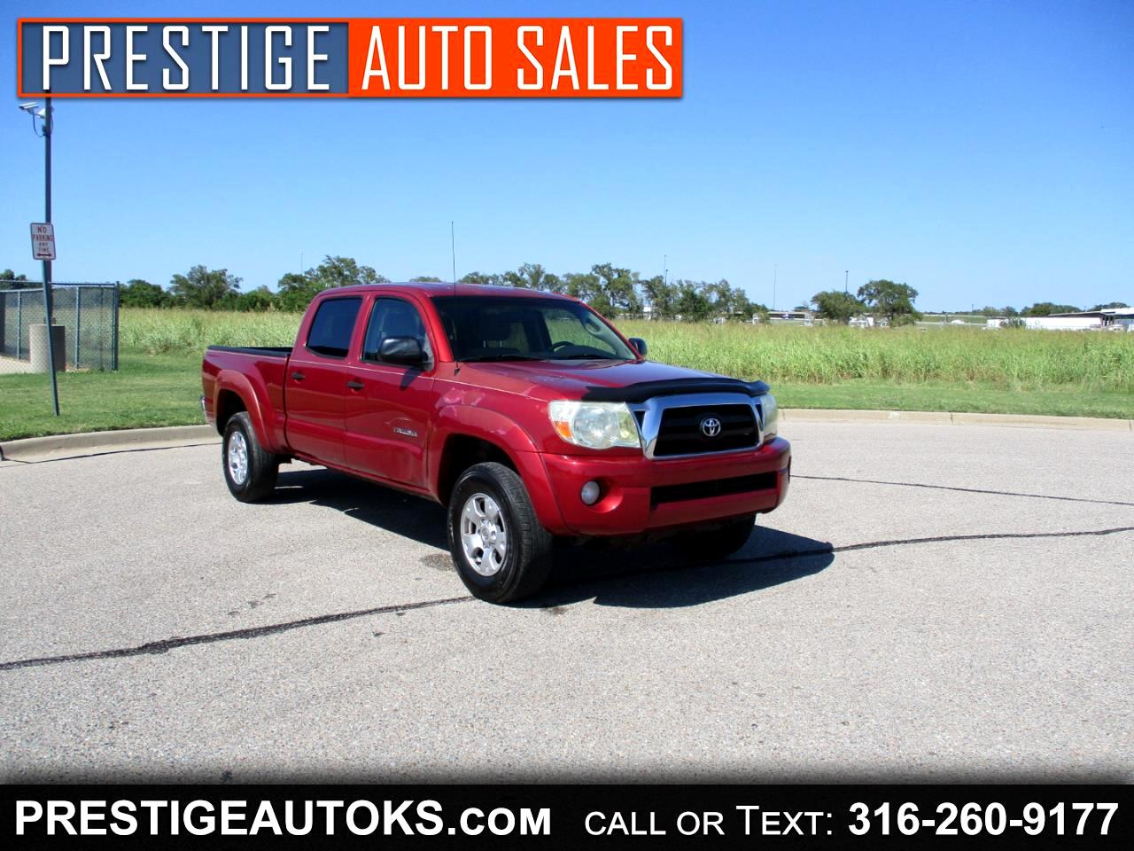 Toyota Tacoma PreRunner Double Cab Long Bed V6 2WD 2005