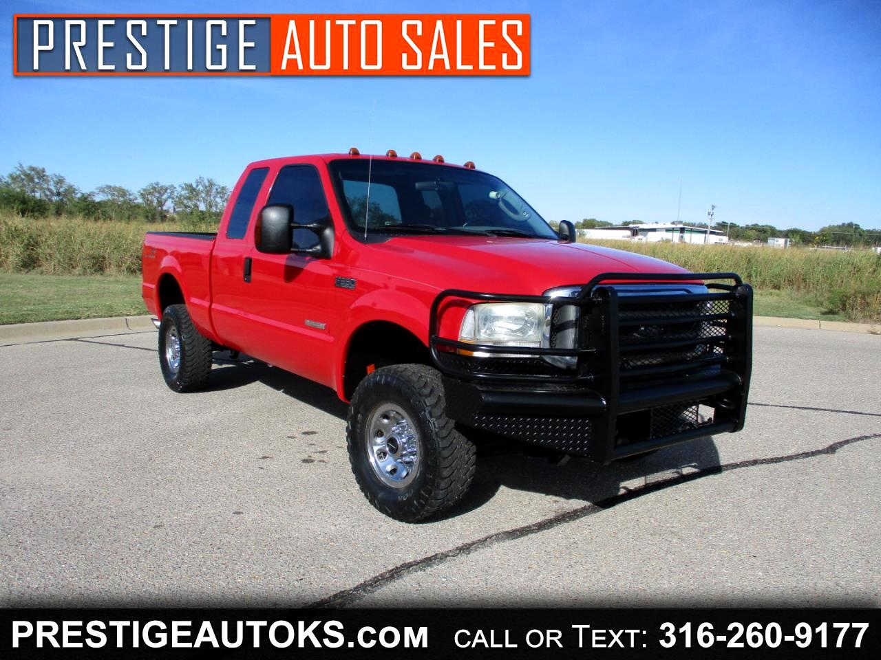 Ford F-350 SD XL SuperCab 4WD 2004