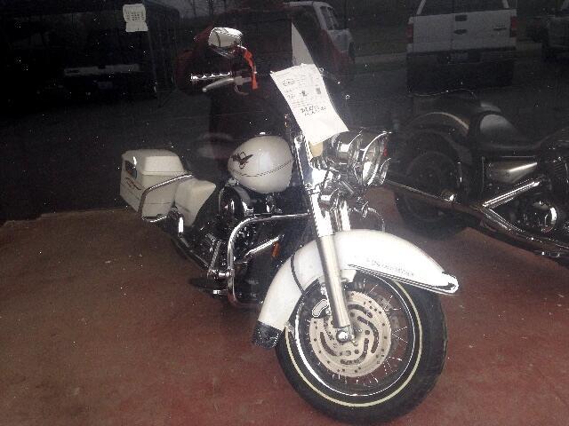 2006 Harley-Davidson FLHRI