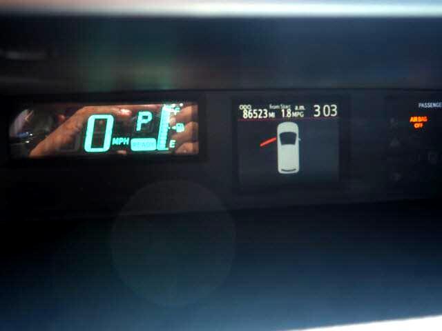 2012 Toyota Prius c Two