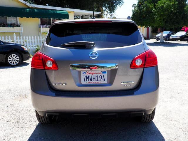 2013 Nissan Rogue Sport S