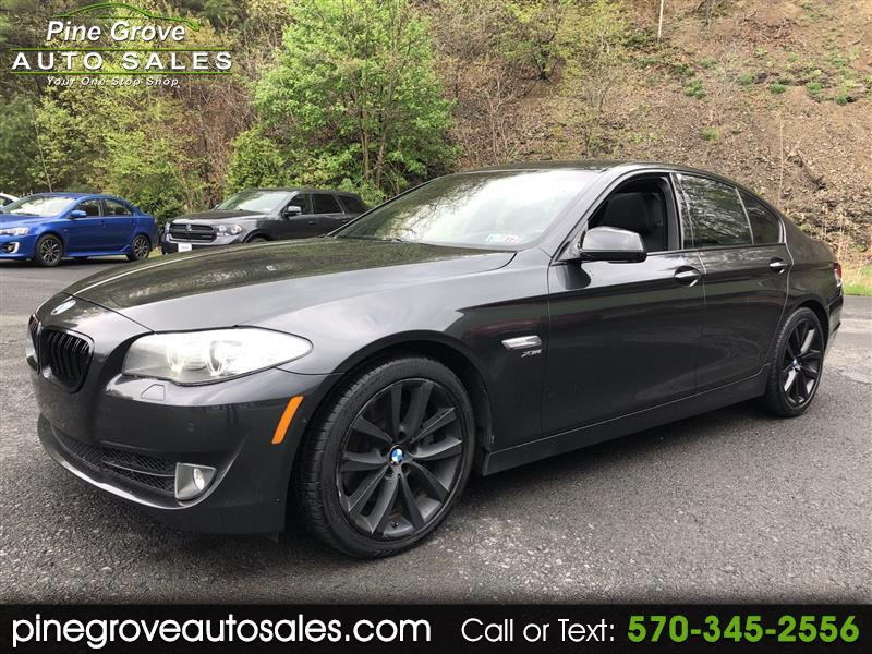 BMW 5 Series 535i xDrive 2012